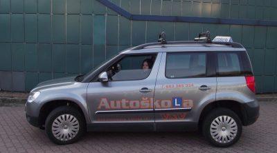 Vozový park autoškola VaV Brno